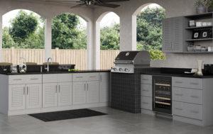 wilmington outdoor kitchen idea