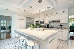 new white kitchen remodel