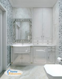 elegant new bathroom remodel